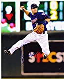 Signed Brian Dozier Picture - 8x10 - Autographed MLB Photos