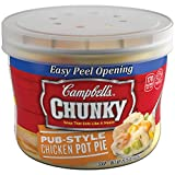 #5: Campbell's Chunky Soup, Pub-Style Chicken Pot Pie, 15.25 Ounce (Packaging May Vary)