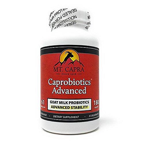 Caprobiotics Advanced - 180 Capsules, 180 Count