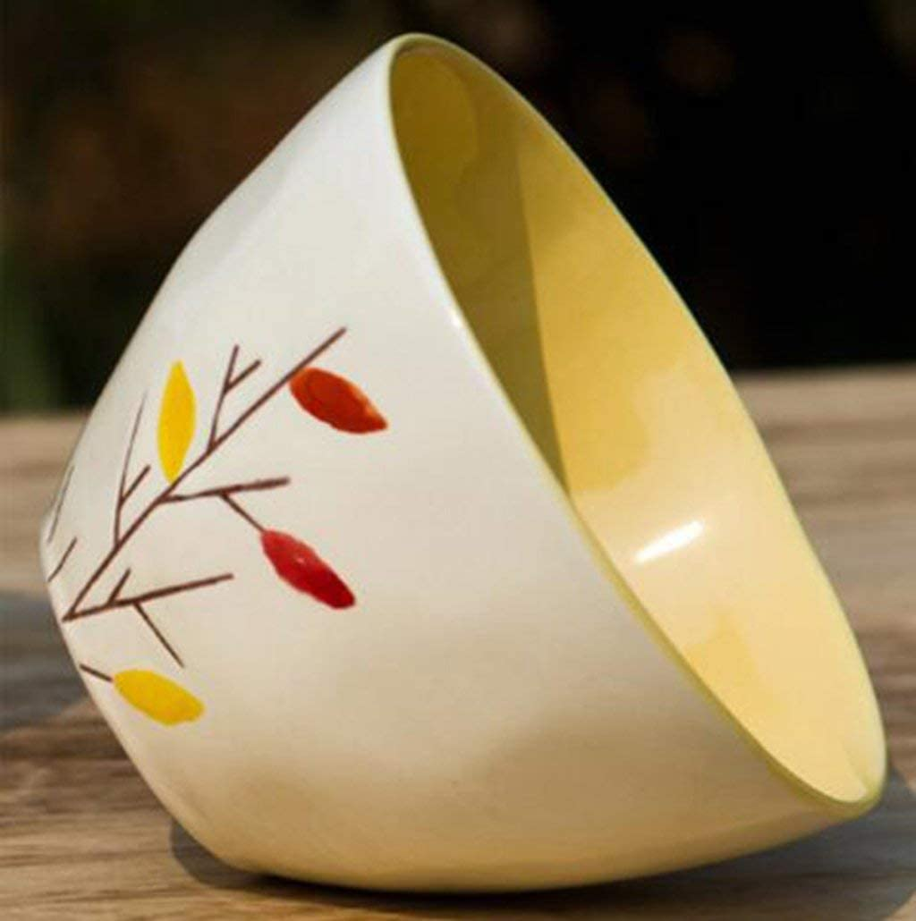Japanese Ceramic Bowl with Rice Bowl Bowl Home Smooth Cp0206 Bowl