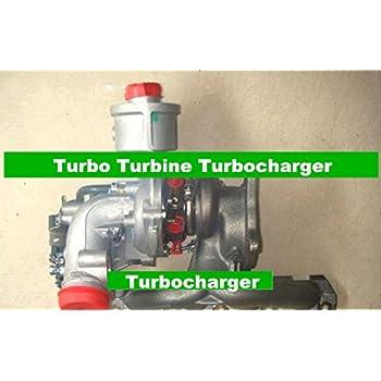 GOWE TURBINE TURBO Turbocharger for K03 53039880106 53039700106 06D145701G TURBINE TURBO Turbocharger For AUDI A4 2.0 TFSI (B7) 2005-08 Gasoline BWE BUL ...