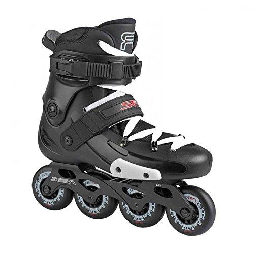 Seba FRX 80 2016/2017 Freeride/Recreational Inline Skates - Black 80mm - Size 42