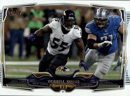 Baltimore Ravens Football Card - 8