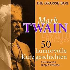 Mark Twain Hörbuch