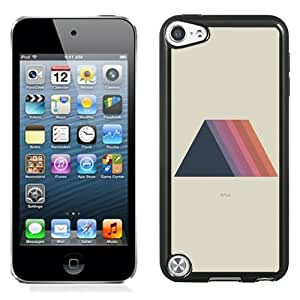 Unique Designed Cover Case For iPod 5 With Aj Tycho Montana Illust Music Art Phone Case