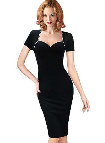 VfEmage Womens Vintage Wear to...