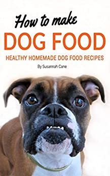 how to make dog food recipe