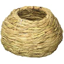 Kaytee Grassy Roll-a-Nest Hideout, Large