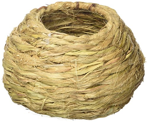 Kaytee Grassy Roll-a-Nest Hideout, Large (Kaytee Chews For Perfect Rats)