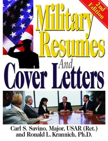 Military Resumes and Cover Letters