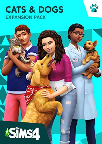 The Sims 4 - Cats & Dogs [Online Game Code]