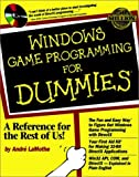 Windows Game Programming For Dummies?