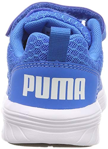 Azul V Zapatillas White Puma Bunting indigo Niños puma Comet Ps Unisex Nrgy wEE1Iq0
