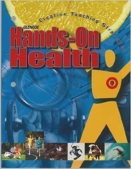 Glencoe health hands on health glencoe creative teaching glencoe health hands on health glencoe creative teaching strategies 9780078237867 amazon books fandeluxe Images
