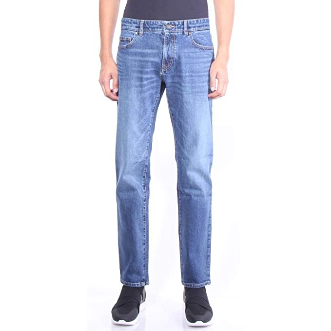 BOSS Hugo Maine - Jeans Tela Vaquera - Hombres: Amazon.es ...