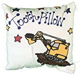 Truck Tooth Fairy Pillow with Tooth Fairy Dust