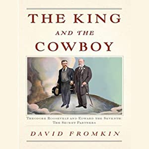 The King and the Cowboy Audiobook