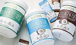 health, household, vitamins, dietary supplements, supplements,  collagen 9 image Primal Kitchen Collagen Fuel Protein Mix, Chocolate Coconut in USA