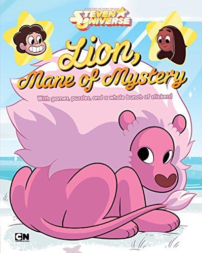 Lion, Mane of Mystery (Steven Universe)