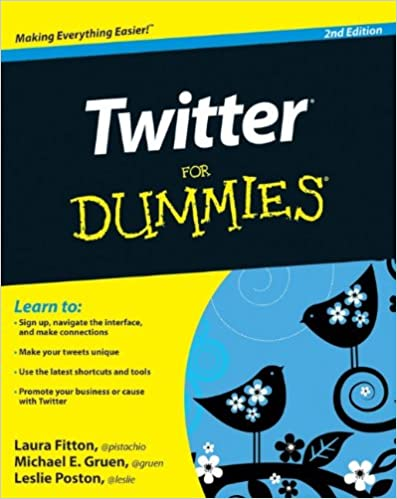 For pdf twitter dummies