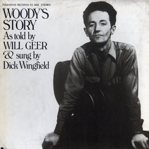Amazon.com: Woody's Story: As Told by Will Geer and Sung by Dick