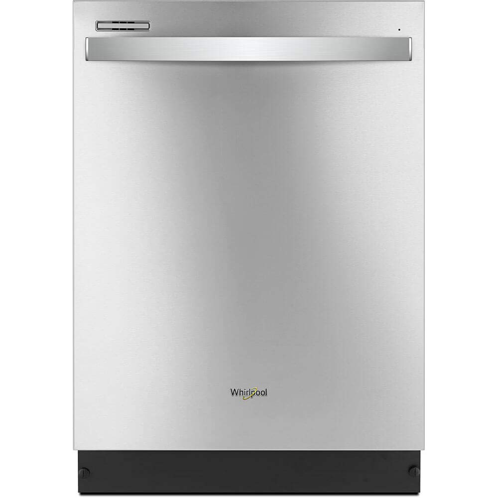 Whirlpool WDT710PAHZ 51dB Stainless Built-in Dishwasher