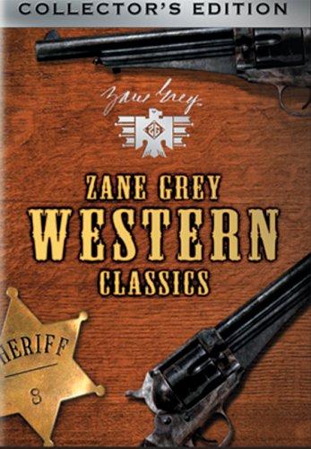 Zane Grey Western Classics, Vol. 1 (West of the Pecos / Wagon Wheels / Fighting Caravans / Nevada)