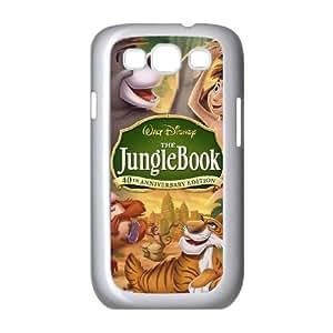 Jungle Book Samsung Galaxy S3 9300 Cell Phone Case White Iwrzo