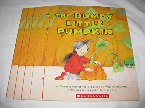 Leveled Guided Reading Set - The Bumpy Little Pumpkin by Margery Cuyler (5 Books)