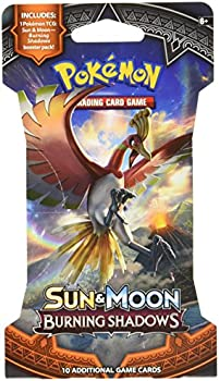 Pokemon Sun & Moon Burning Shadows Sleeved Booster Trading Cards
