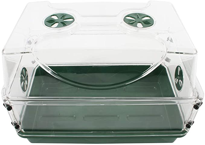 EarlyGrow Domed Propagator with Vented Sides