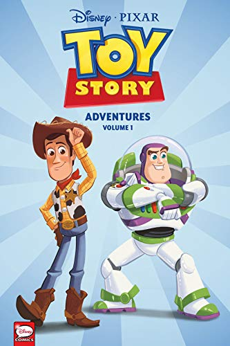 DISNEY·PIXAR Toy Story Adventures (Graphic Novel)