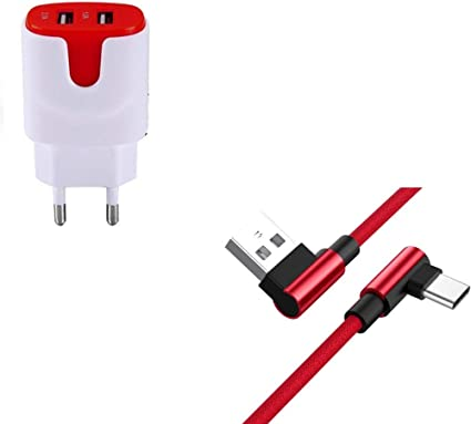 Pack para XIAOMI MI MI A3 Smartphone Tipo C (Cable 90 DEGES Fast ...