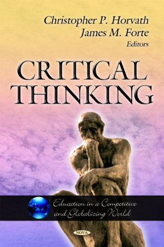 Critical Thinking Skills  Developing Effective Analysis and        References