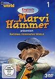 National Geographic - Marvi Hämmer präsentiert: Englisch entdecken mit Marvi Hämmer, Box 1 [3 DVDs]
