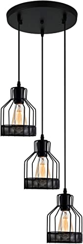 Weesalife 3-Lights Pendant Light