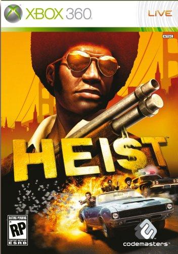 Heist - Xbox 360 (360 Xbox The Heist)