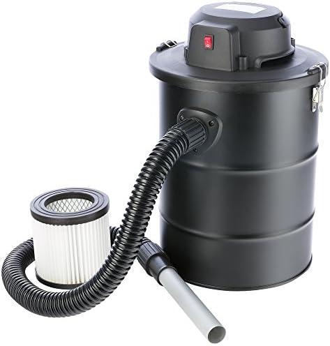 Arebos - Aspirador de cenizas de chimenea motorizado (depósito de ...