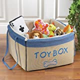 Zanies Fold Down Toy Box