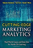 Cutting Edge Marketing Analytics 1st Edition