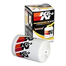 K&N HP-2006 Performance Wrench-Off Oil Filter