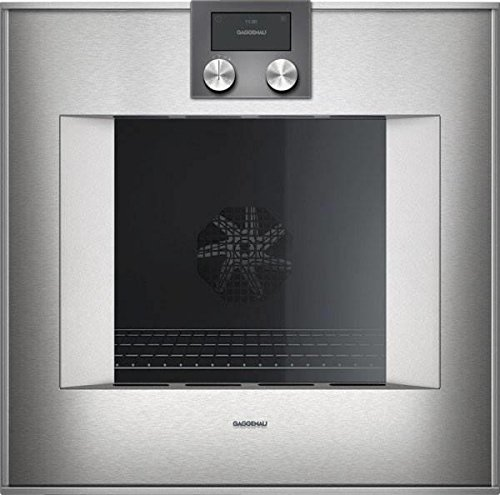 """GAGGENAU BO450610 24"""" Single Electric Wall Oven"""