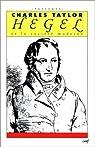 Hegel et la société moderne par Taylor