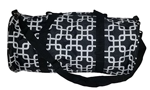 Fashion Medium Duffle Zipper Overnight