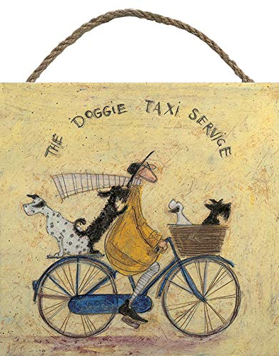 Sam Toft Artistica da Parete,, 20 x 20 cm The Art Group EMB10802