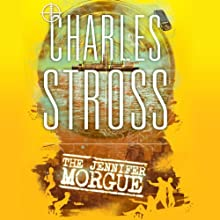 The Jennifer Morgue: Book 2 in The Laundry Files Audiobook by Charles Stross Narrated by Jack Hawkins