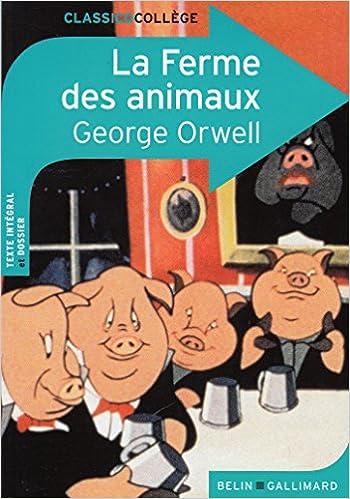 """Résultat de recherche d'images pour """"la ferme des animaux orwell"""""""