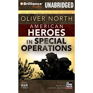 American Heroes: In Special Operations Audiobook
