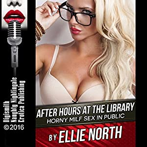 After Hours at the Library Audiobook
