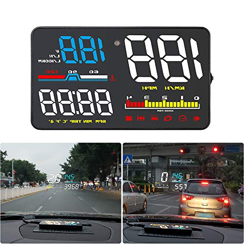- Qianbao Head-Up Display Car HUD 5